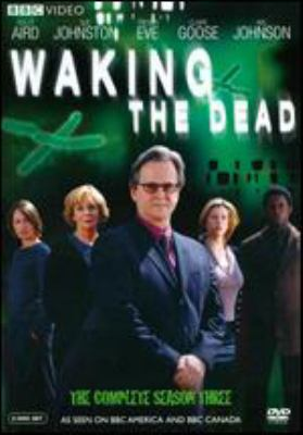 Waking the dead. The complete season three