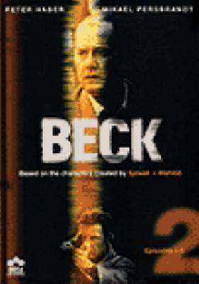 Beck. Set 2, episodes 4-6
