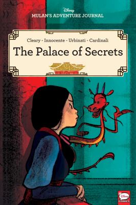 Mulan's adventure journal : the palace of secrets