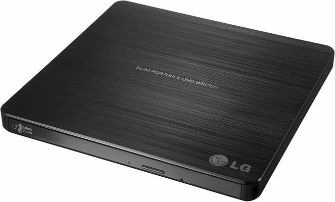 DVD multi drive kit :  LG slim portable DVD writer