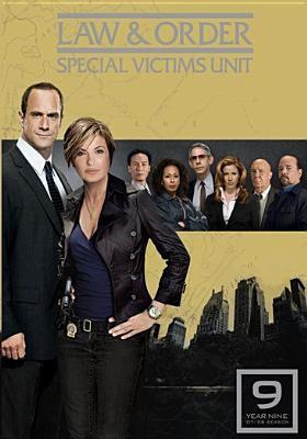 Law & order. Special Victims Unit. Year nine '07/'08 season