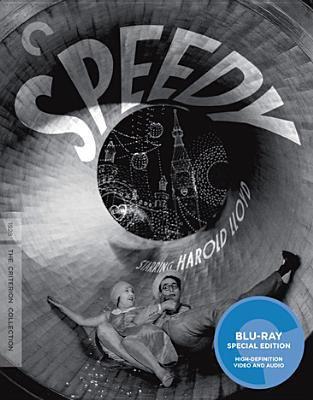 Speedy [Blu-ray]