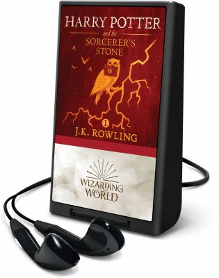 Harry Potter and the sorcerer's stone (AUDIOBOOK)