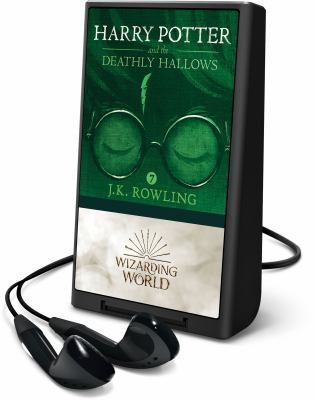 Harry Potter and the deathly hallows (AUDIOBOOK)