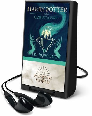 Harry Potter and the goblet of fire (AUDIOBOOK)
