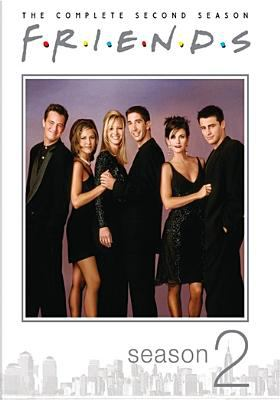 Friends. The complete second season