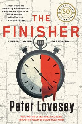 The finisher : a Peter Diamond investigation