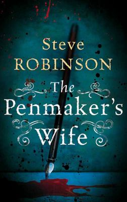 The penmaker's wife (LARGE PRINT)