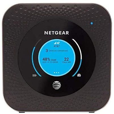 Mobile Hotspot : NETGEAR Nighthawk M1 MR1100 Mobile Hotspot Router for AT&T