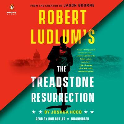 Robert Ludlum's the Treadstone resurrection (AUDIOBOOK)