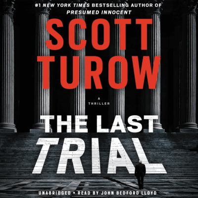 The last trial (AUDIOBOOK)