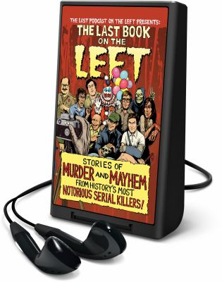The last book on the left (AUDIOBOOK)