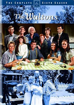 The Waltons. The complete sixth season