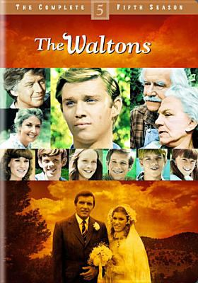 The Waltons. The complete fifth season