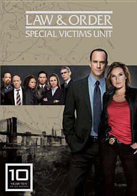 Law & order, Special Victims Unit. Year ten, '08/'09 season