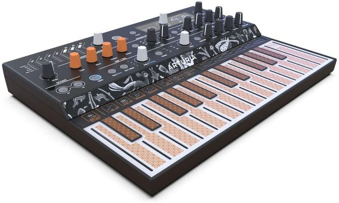 Arturia Synthesizer kit : Arturia MicroFreak Algorithmic synthesizer