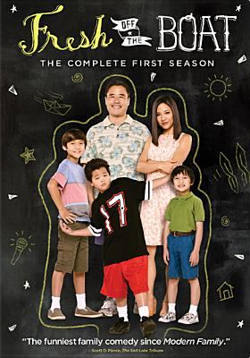 Fresh off the boat. The complete first season