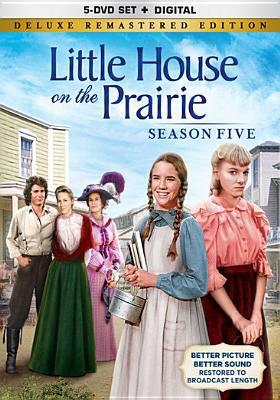 Little house on the prairie. Season 5
