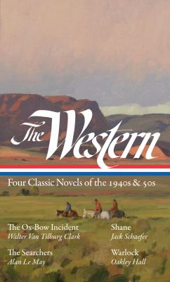 The Western: four classic novels of the 1940s & 50s