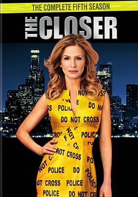 The closer. The complete fifth season