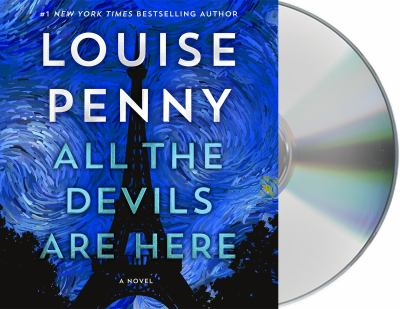 All the devils are here (AUDIOBOOK)