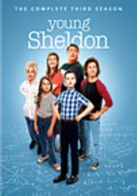 Young Sheldon. The complete third season.