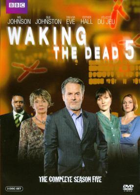 Waking the dead. The complete season five