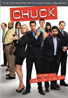 Chuck. The complete fifth and final season