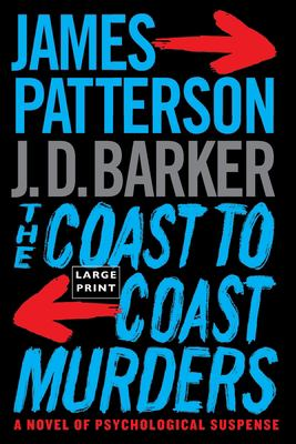 The coast-to-coast murders (LARGE PRINT)