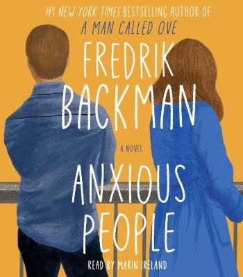 Anxious people (AUDIOBOOK)