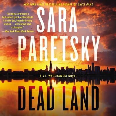 Dead land (AUDIOBOOK)