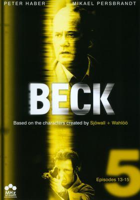 Beck. Set 5, episodes 13-15