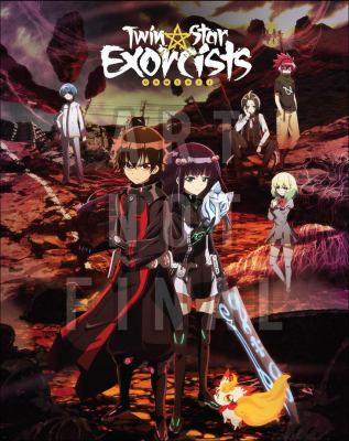 Twin star exorcists : the complete series.