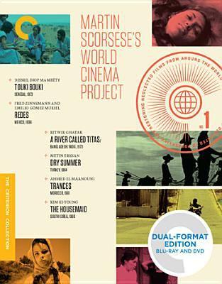 Martin Scorsese's World Cinema Project. No. 1.