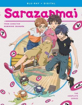 Sarazanmai : the complete series