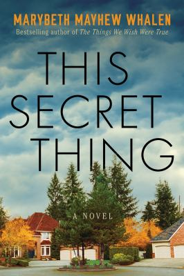 This secret thing : a novel