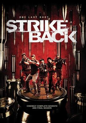 Strike back. Cinemax complete seventh and final season