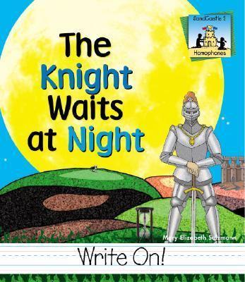The knight waits at night