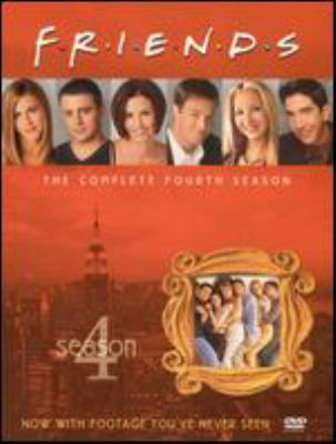 Friends. The complete fourth season