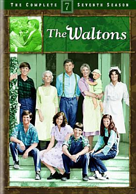 The Waltons. The complete seventh season