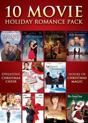 10 movie holiday romance pack.