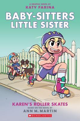 Karen's roller skates.