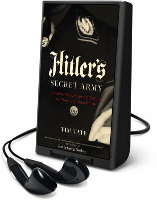 Hitler's secret army (AUDIOBOOK)