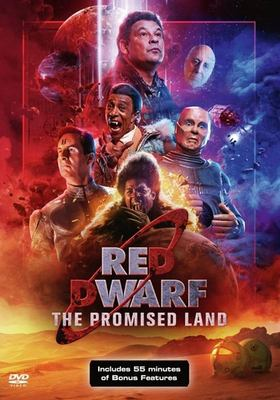 Red Dwarf. The promised land