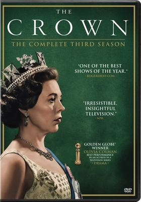 The crown. The complete third season.