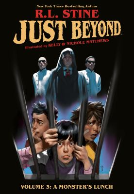 Just beyond. Volume 3, A monster's lunch