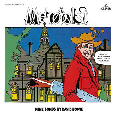Metrobolist (aka The Man Who Sold The World)