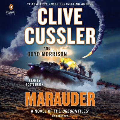 Marauder (AUDIOBOOK)