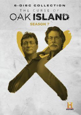 The curse of Oak Island. Season 7