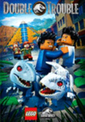 LEGO Jurassic world. Double trouble